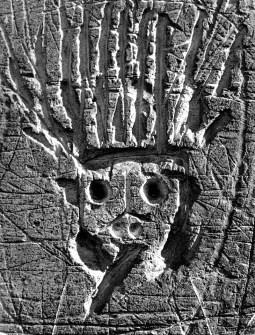 Brassaï, Il re sole, 1930-50 © Estate Brassaï