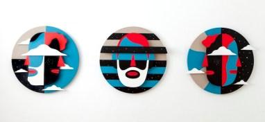 Agostino Iacurci. Appearance and disappearance, Galleria Patricia Armocida, Milano2