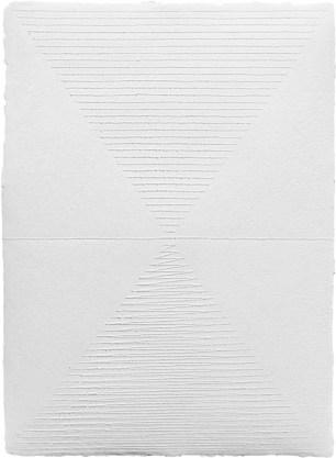 Paolo Gubinelli, s.t., 2009, 72x102 cm