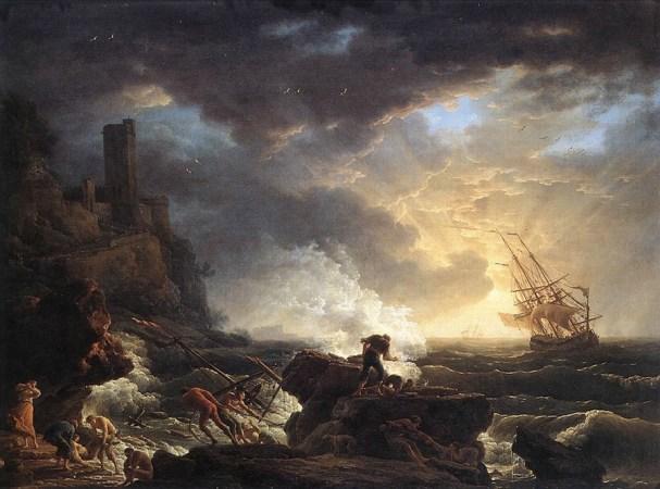 PARASSITE 2.0 + Raumplan, Shipwrecks, Means of confict