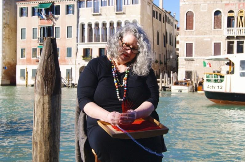 Italian Stories: Marisa l'impiraressa-Venezia-E.Leveghi