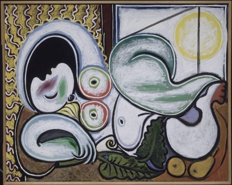Pablo Picasso, Nu couchè (4 aprile 1932), olio su tela, 130x161.7 cm, Musee National Picasso, Parigi