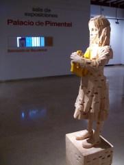 Gehard Demetz, Bimba Ferro Stiro, Courtesy Galleria Bonelli