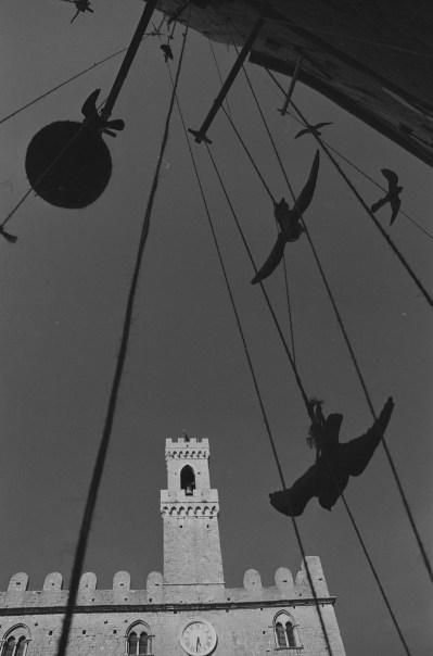 Valeriano Trubbiani, Torre del Porcellino, 1973 Foto Fabio Fiaschi