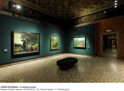 HENRI ROUSSEAU - Il candore arcaico Palazzo Ducale, Venezia, 05/03/2015. Ph: Fabrizio Stipari // 24OreCultura