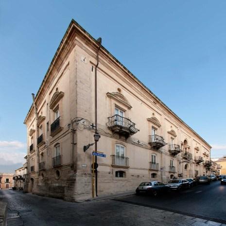 Palazzo Montesano, Chiaramonte Gulfi