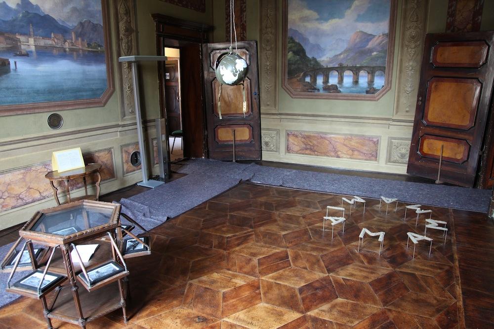 #nuovicodici, sezione #artissocial (Rocco Dubbini, Damir Nikšić), Palazzo Stanga Trecco, Cremona (in progress)