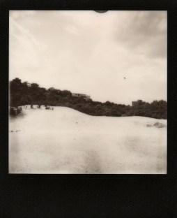 Ina Otzko, Leviathan, 2015, polaroid