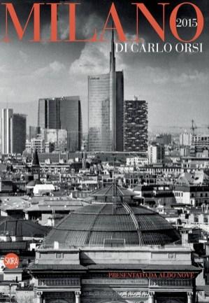 Milano 2015 Carlo Orsi, copertina del catalogo Skira