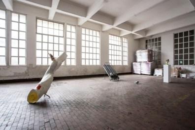 CARS – Cusio Artist Residence Space, veduta mostra fine residenza 2015