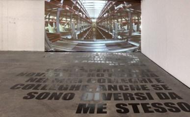 XXL - Arte e industria in dialogo, Kunsthalle Center Lana