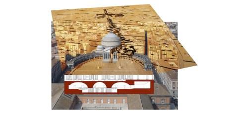Carmine Piscopo, Densità e pause tra i tessuti edilizi. Il ruolo delle infrastrutture