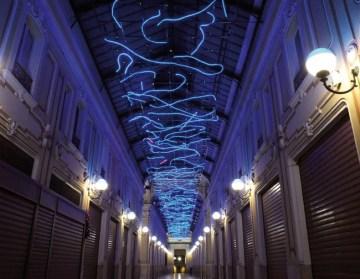Marco Gastini - L'energia che unisce si espande nel blu4