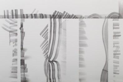 2501. Negative Space, dettaglio dell'opera, Maurizio Caldirola Arte Contemporanea, Monza © BlindEyeFactory