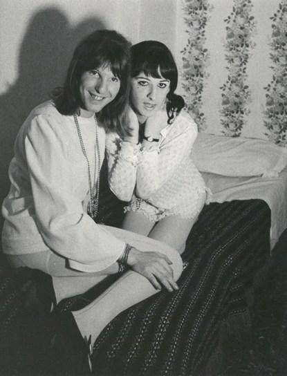 Lisetta Carmi, I travestiti, 1965-71, fotografia, cm 29x23