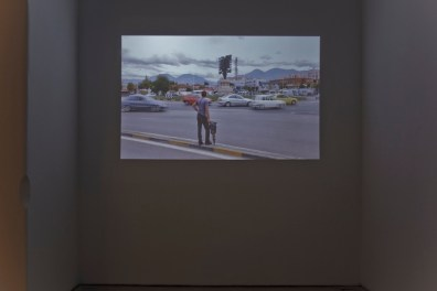 Fabrizio Bellomo, Vegla Ben Ustain, 2015, installation view, Galleria Rossana Ciocca, Milano