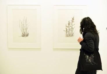Veduta della mostra di James Casebere, Lisson Gallery Milano. Foto: Daniele Venturelli