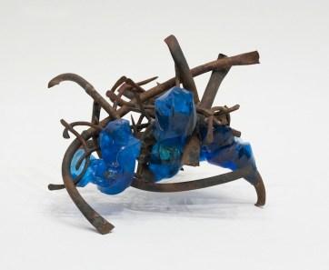 Claire Falkenstein Senza titolo, 1968 ca. Rame e vetro 17,1 x 23,2 x 22,9 cm. © The Falkenstein Foundation; Courtesy of Michael Rosenfeld Gallery LLC, New York, NY