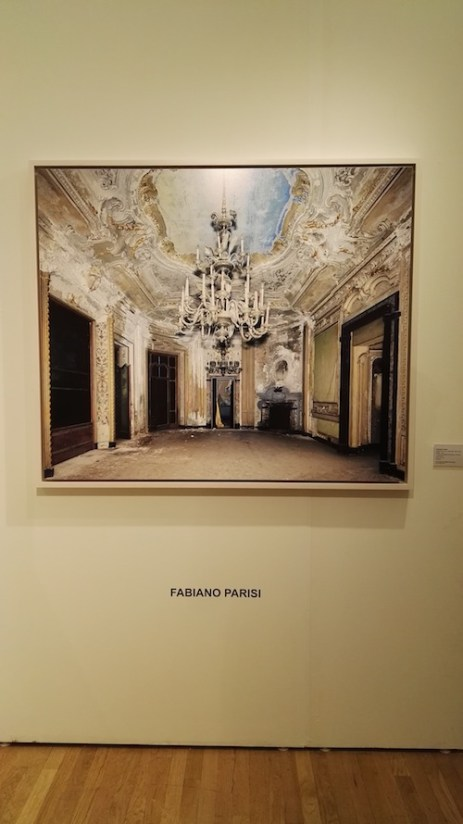 Stand Gallery Cynthia Corbett, artista Fabiano Parisi, PULSE New York