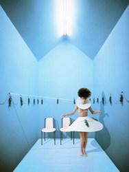 Occhiomagico, Le Grandi Labbra, 1981, Domus Cover, stampa Cibacrome ed.5+1 pda vintage, copia unica Courtesy Sabrina Raffaghello Arte Contemporanea