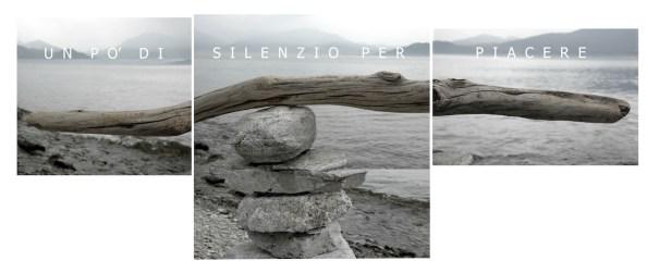 Occhiomagico, Un pò di silenzio per piacere, 2006, light box led, 120x60x4 cm, ed.3 Courtesy Sabrina Raffaghello Arte Contemporanea