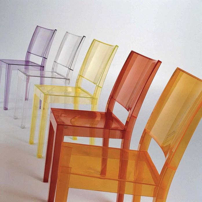 La Marie, 1999, sedia, Kartell. Design by Philippe Starck