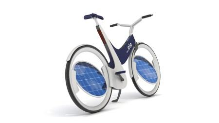 Mojtaba Raeisi, Ele solar bike, 2016