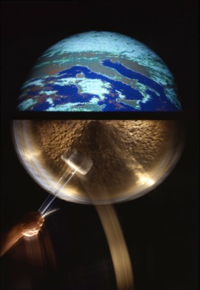 STUDIO AZZURRO, Kepler's Traum Opera videomusicale 1990 Linz, Ars Electronica