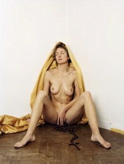 Julia Krahn, Reinheit Maddalena, 2009, stampa fotografica analogica su dibond, 45x35 cm, Ed AP/3 + 2AP