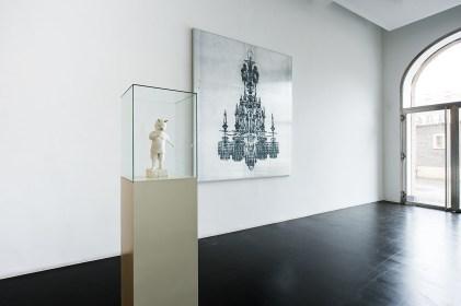 Urs Lüthi & Arnold Mario Dall'O, Exhibition view, Foto: Ulrich Egger