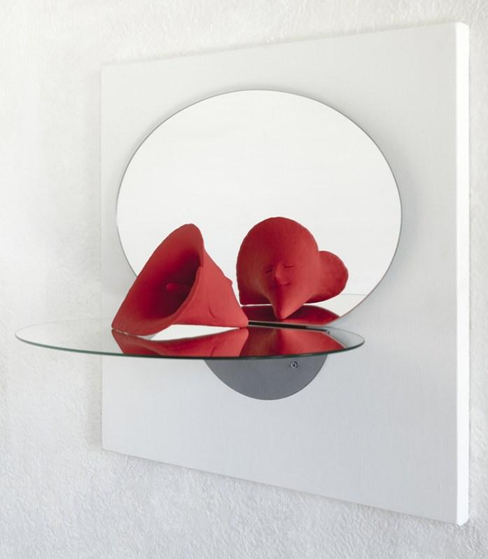 FIORE DEL CUORE, Kazumasa Misokami per Specchio Riflesso