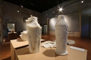 Paolo Ulian. La leggerezza delle intuizioni, veduta della mostra, Palazzo Mediceo, Seravezza (LU) Foto courtesy Marco Pavani