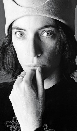 Oliviero Toscani, Patti Smith, New York, 1973
