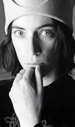 Oliviero Toscani, Patti Smith, New York, 1973