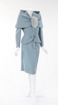 Original costume of Elizabeth Taylor (1950s). Collection Schulz. Photo+Copyrights: Ted Stampfer