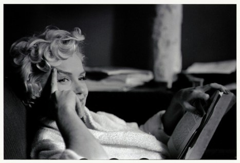 USA. New York. US Actress Marilyn Monroe. 1956 @ Eliott Erwitt/Magnum Photos/Contrasto