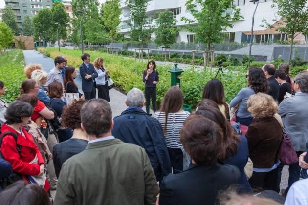 """Inaugurazione di """"Vedovelle e Draghi Verdi"""" di Serena Vestrucci"""