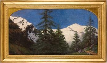 Angelo Morbelli, Alta Montagna, 1912, Collezione privata Courtesy Galleria Bottegantica, Milano