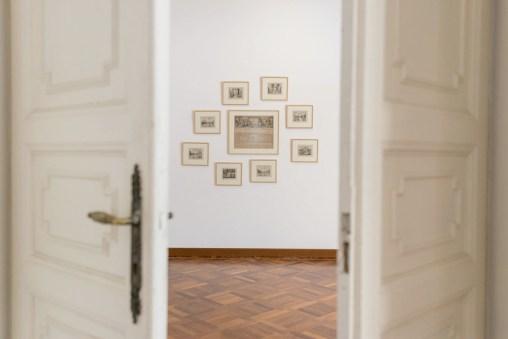Immaginare il giardino, veduta della mostra, Villa Giulia, Verbania Pallanza