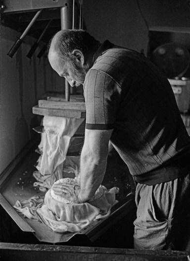 "Jože Suhadolnik dalla serie ""Zatolminski Sirarji/Zatolmin cheesemakers"", 1999-2009"