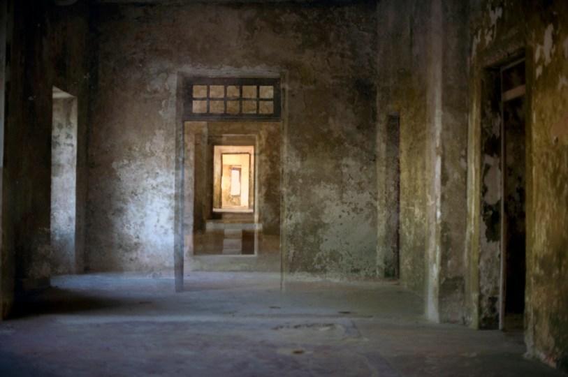 Patrizia Bonanzinga, Nelle mie stanze #03, Fortaleza de S‹o Sebasti‹o - Ilhia de Moambique