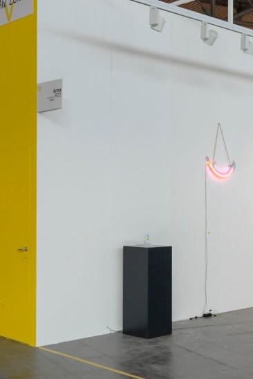 Artra Gallery, Milano - ArtVerona 2016, pad. 12, Raw Zone