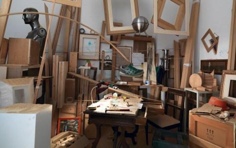 Manfredi Beninati, Senza Titolo, Lightbox, 2016, Galleria Poggiali