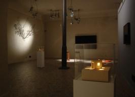 Alessandro Lupi, Lights and Shadows, veduta della mostra. Courtesy Guidi & Schoen, Genova