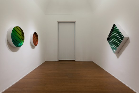 Matteo Negri, Piano Piano ABC-ARTE Genova, installation view, Kamigami