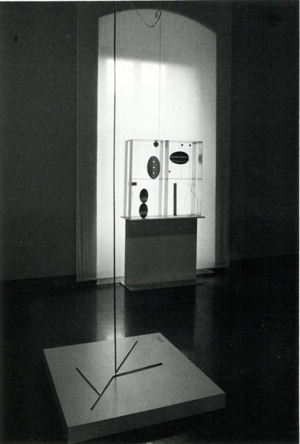 Le Finestre del Castello del Buonconsiglio, 11 fotografie di Vittorio Pigazzini scattate a Trento alla mostra di sculture di Fausto Melotti, Estate 1977 © Vittorio Pigazzini