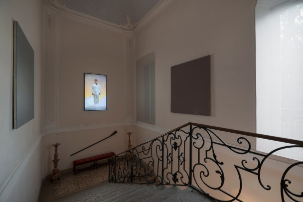 Robert Wilson, Zhang Huan, Artista, 2004, Colonna Sonora/Michael Galasso,©RW Work