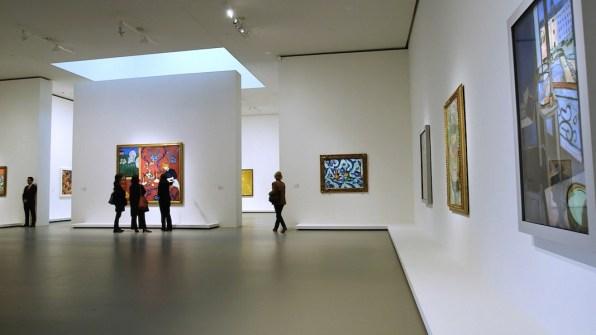 Collezione Sergej Schukin, Fondazione Louis Vuitton, Parigi