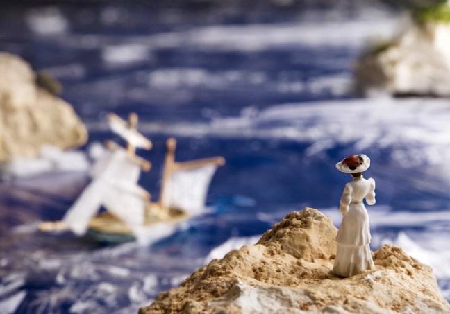 Arturo Delle Donne, Freya delle Sette Isole, 2017, Lamba su Di – Bond, 1/9, 70x100 cm