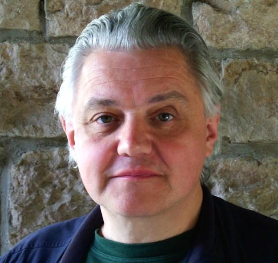 Herbert Hamak, ritratto dell'artista Courtesy Studio la Città, Verona